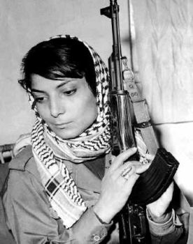 Hijacker, Leila Khaled
